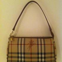 Burberry Mini Shoulder Bag - Excellent Condition  Photo