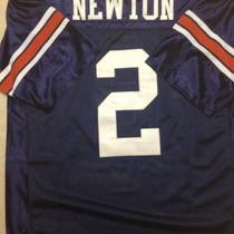 Cam Newton Auburn Tigers Jersey Size 52 (XL) NEW Photo