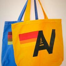 Canvas Logo Tote Photo