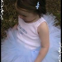Carolina Girl Tutu Set Photo