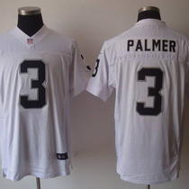 Carson Palmer Nike Home/road Oakland Raiders Nfl Jersey Photo