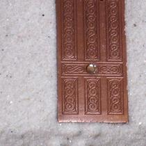 Carved Door Necklace Photo