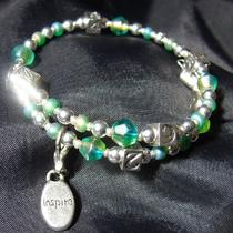 Chemo Companion Bracelet for Cancer Patients Going Through Chemotherapy. Photo