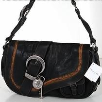 Christian Dior Wac44923 Gaucho Shoulder Bag  Photo