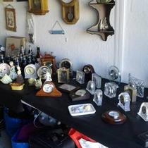 Clock Collection Great for Flea Markets Photo