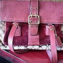 Coach bag like new Photo