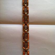 Copper Renoir Link Bracelet Photo