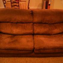 Couch & Love Seat for Sale Photo