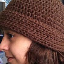 Crochet Hat Photo