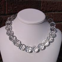 Crystal Quartz Necklace Photo
