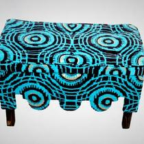 CUSTOM MADE MOROCCAN OTTOMAN Photo