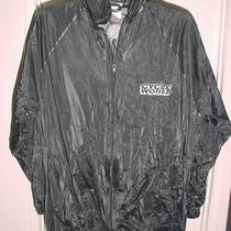 Cycle World Magazine Motorcycle Pvc Rain Jacket One Size Fits Most Photo