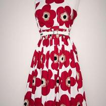 D&G Red Flower Dress Photo