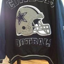 Dallas Cowboys Authentic Jacket Photo