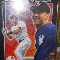 Derrick Jeter Unsigned 8x10 Photo