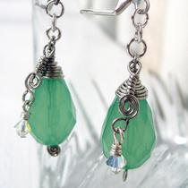Dewdrop Earrings Photo