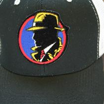 Dick Tracey Trucker Hat (Cool Patch Stitched On) Photo