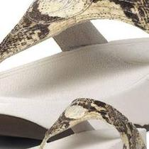 Discontinued Rare Snakeskin Fitflop Walkstar 3 Photo