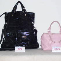 Dkny and Kenneth Cole Handbags Photo
