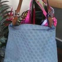 ~DOONEY & BOURKE BLUE FASHION HANDBAG PURSE Photo