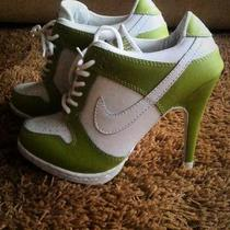 Dunk heel shoes Photo