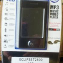 Eclipse 4gb Mp3 Player Photo