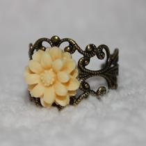 Filigree Adjustable Ring Photo