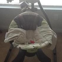 Fisher Price cradle swing Photo