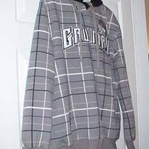 Flannel Fleece-Lined Disney Grumpy Jacket W/ Hood Adult Size M Photo