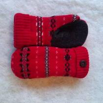 Fleece Lined Wool Mittens for Sale Central Minnesota. Free Shipping Photo