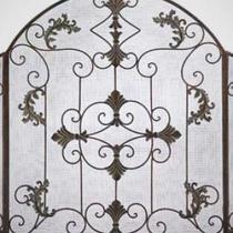 Florentine Fireplace Screen Photo