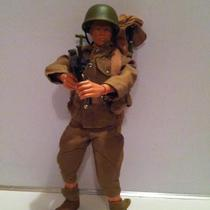 G.I.Joe Sargent back packer Photo