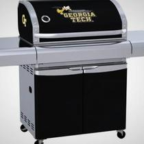Georgia GA Tech BBQ Patio Team High end Gas Grill MVP New in box Photo