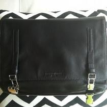 Giorgio Armani Leather Makeup Bag Photo