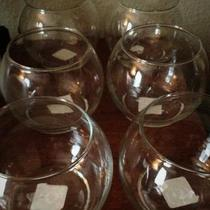 Glass Globe Votives Photo