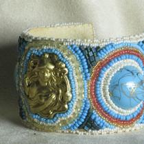 Golden Goddess Cuff Bracelet Photo