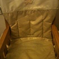 Graco wooden highchair Photo
