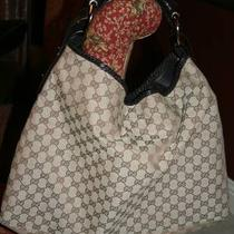Gucci Horsebit Hobo Bag Photo