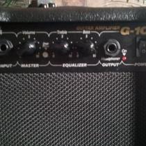 Guitar Amplifier G-10 Photo