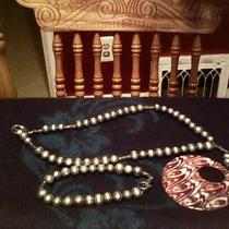 Hand Made Necklace &ampamp Bracelet Photo