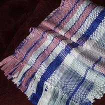 Hand Woven Bamboo and Silk Scarf - Free Shipping Photo