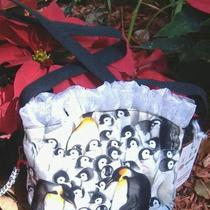 Happy Feet  purse Photo
