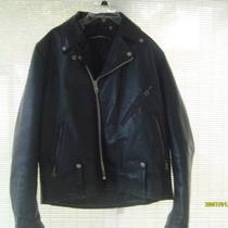 Harley Davidson Leather Motorcycle Jacket  Photo