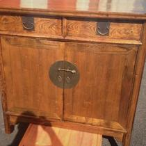hd buttercup antique Cabinet Photo