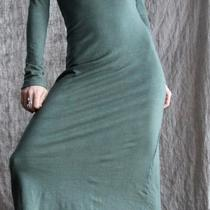 Hemp and Organic Cotton Stretch Venus Dress Photo