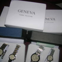 His and Hers Watches Photo
