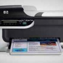 HP OFFICEJET J4500 Photo