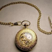 Im Late Im Late Gold Pocket Watch Photo