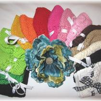 Infant Crochet Beanie Hat Pick 4 Photo