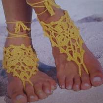 Italian Barefoot Sandals Please Specify the Color You Want Photo